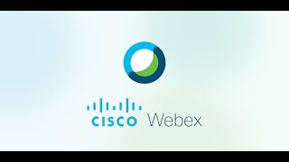 How to Host a meeting in Cisco Webex meeting