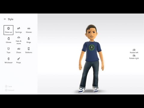 Avatars on the New Xbox One Experience