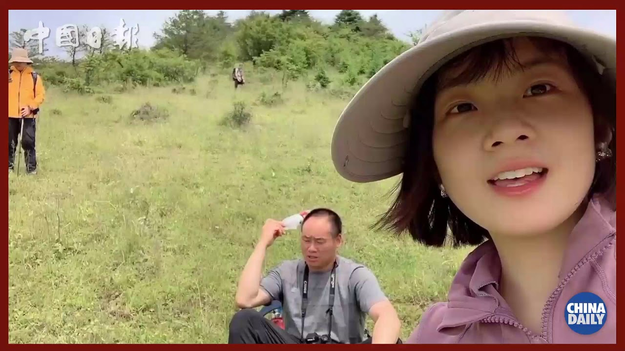 Together with Peng, Kyle came to the mysterious Shennongjia Forestry District.