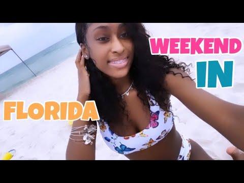 WEEKEND IN PANAMA FLORIDA!