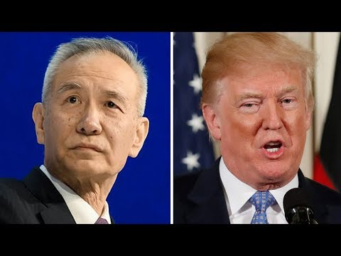 Chinese Vice Premier Liu He: Trade cooperation will propel China-US relations