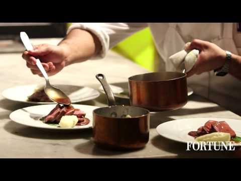 Inside the Kitchen with David Bouley   Fortune