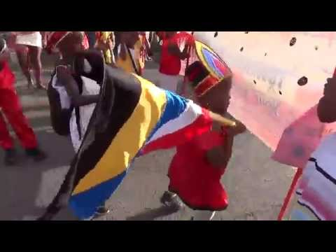 Antigua Carnival 2014 - Parade of The Troupes