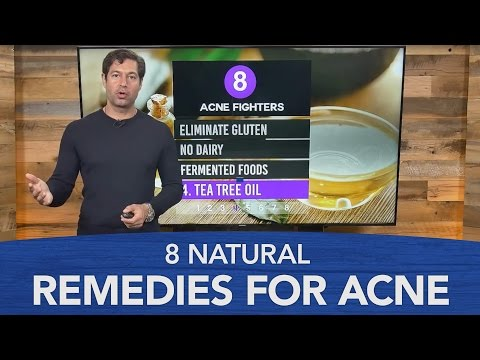 Acne Fighters: 8 Natural Remedies for Acne