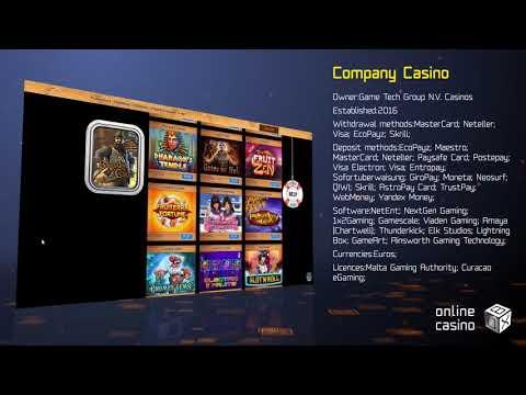 Онлайн казино зеон