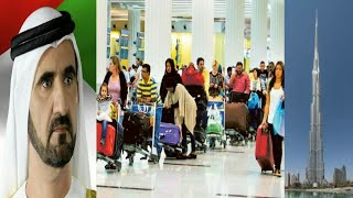 Dubai Try To Stop Expats From Leaving