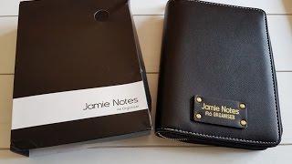 Unboxing / Vorstellung Jamie Notes Planner ! Aliexpress !