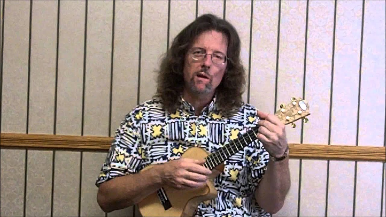 Chord Melody Uke Lessons Hi G Sweet Baby James Youtube