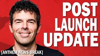 Anthem Post Launch Update with Casey Hudson | Overview and Thoughts | News Break