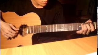 Nhớ em - Minh Vương (Guitar Solo)