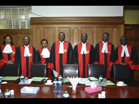 "IEBC Lawyers and Raila Odinga's Lawyers face off over ""Complementary Mechanism"""