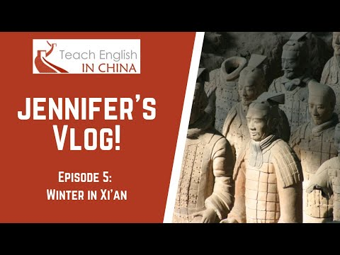 Month 5 in China: Winter Travel to Xian