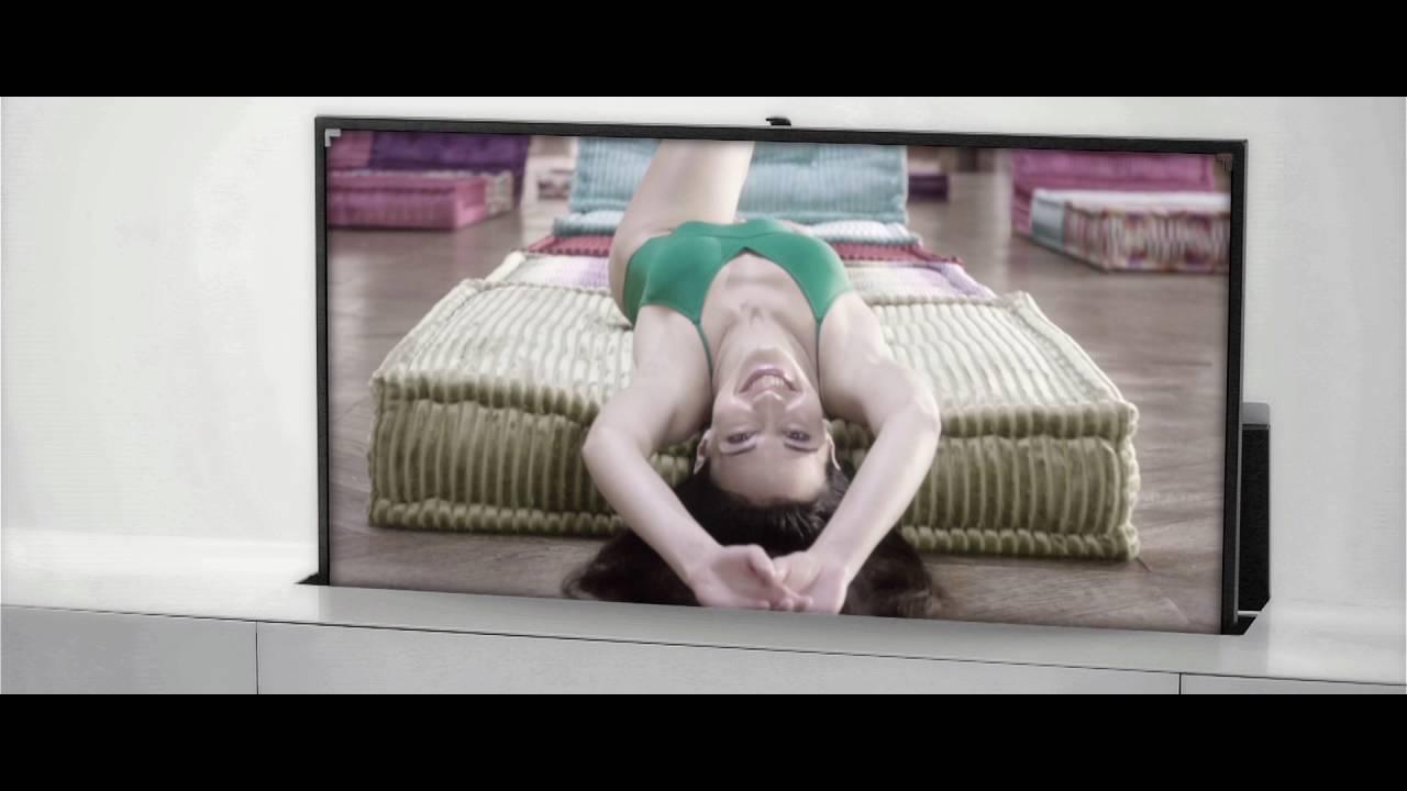 Buffet Avec Tv Escamotable Cache Cache
