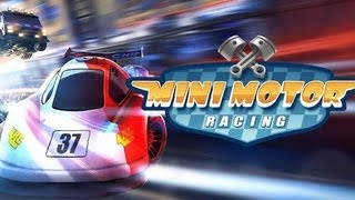 Mini Motor Racing Evo Gameplay (PC HD)