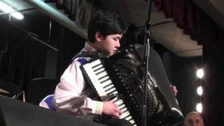 Sydney Balalaika Orchestra: Richard She Piano Accordion Soloist [Part 4]