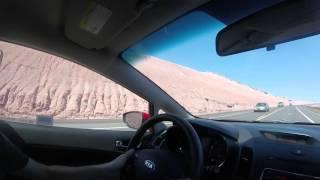 Drive Through Tuba City AZ