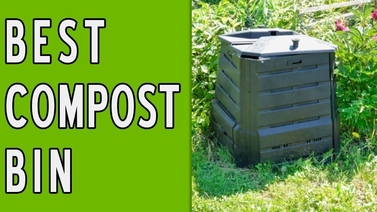 11 Best Compost Bins 2018