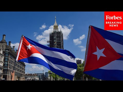 Congress Holds Hearing On Historic Cuban Protests And Government Response