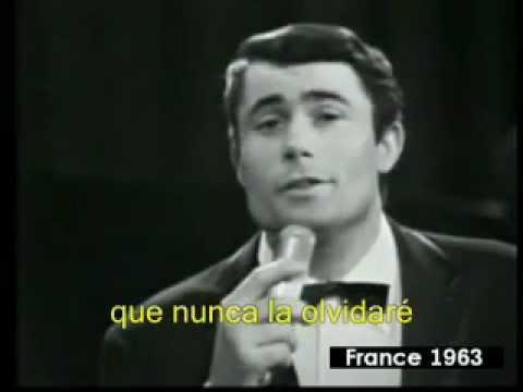 Alain Barriere - Elle était si jolie - Subtítulos en español