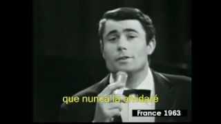 Alain Barriere - Elle était si jolie - Subtítulos en español YouTube Videos