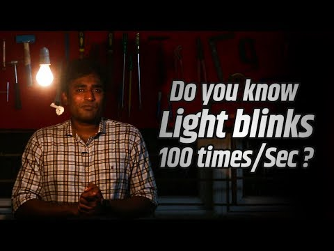 Download Do you know light blinks 100times/sec? | LMES Mp4 baru