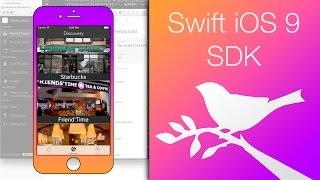 Swift 2 iOS 9 SDK - Урок 19 - Основы CloudKit //Xcode 7 | iOS 9