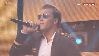 VG-lista 2017 Utfordrer Paradise-Grunde til a synge Starboy