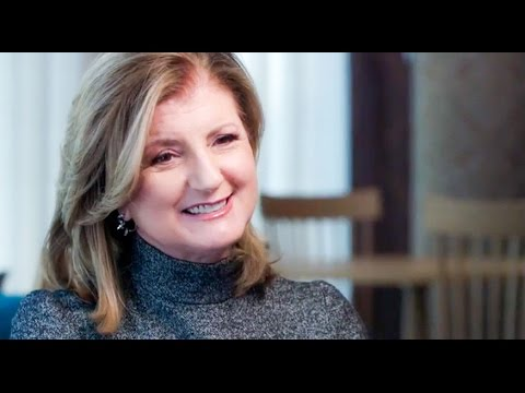 The Agenda: Arianna Huffington on the media
