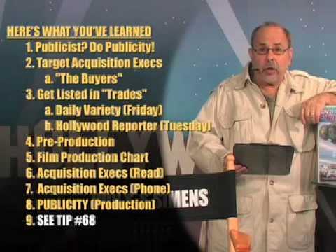Film Publicity Part 1: Pre-Production (Web Film School 67)