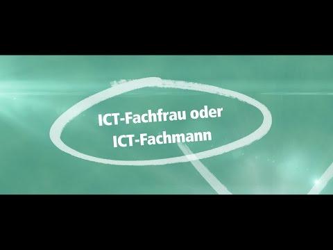 ICT-Fachfrau / ICT-Fachmann — ein Beruf mit Zukunft