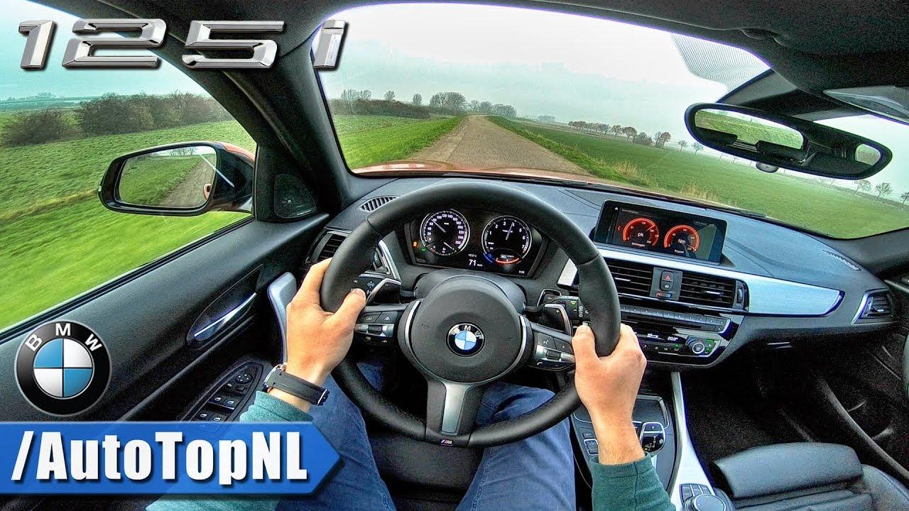 2018 Bmw 1 Series 125i M Sport Shadow Line Pov Test Drive By