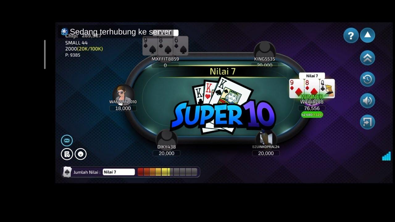 Trick Cara Win Super 10 Poker 88 Asia Idnpoker88 Youtube