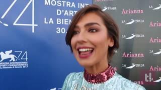 Stella Egitto a Venezia per il corto Arianna