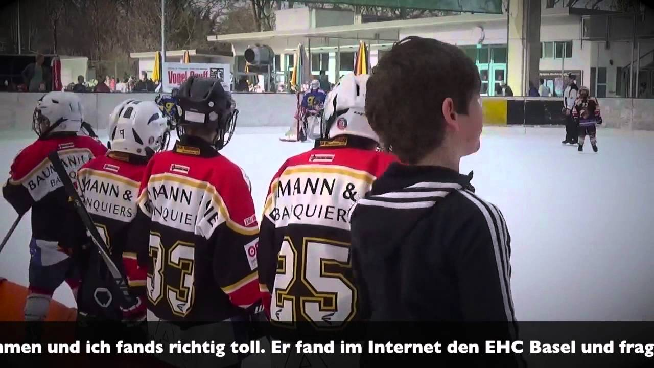 Ehc Basel Nachwuchs Small Steps Right Direction