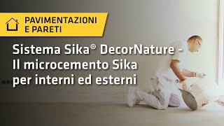 Microcementi Sika (it)