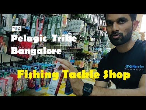 Pelagic Tribe Fishing Lures Rods And Accessories - Bangalore