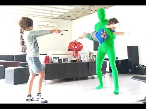 Green screen Chroma key Tutorial in 2 Minutes!! Chroma SUIT