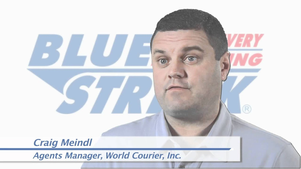 Blue Streak Couriers, Delivery and Shipping Service Company
