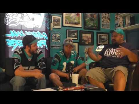 Panthers Poundcast - Episode 21 - The ESPYs, Von Miller, and Leonard Johnson! Oh my!