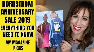 NORDSTROM ANNIVERSARY SALE 2019 | ALL YOU NEED TO KNOW & CATALOG PICKS
