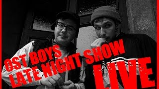 #1 LIVE OST BOYS LATE NIGHT SHOW