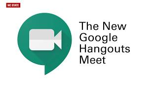 Learn what's new with google hangouts meet!