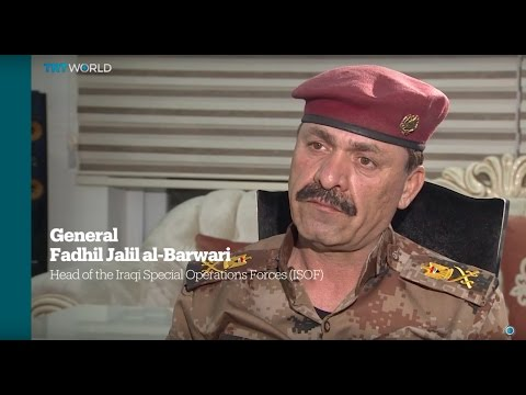 One on One Express: General Fadhil Jalil al-Barwari, Head of the Iraqi Special Operations Forces
