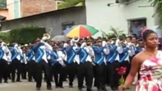 1º Lugar Categoria C. E. en el 3º Festival de Bandas de Nahuizalco