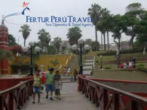 Barranco City Guide - Lima Vacation Packages