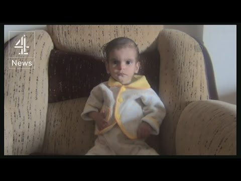 Madaya: aid arrives, but other towns still hungry