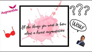 The things you want to know about breast augmentations || Q&A|| Augment Me