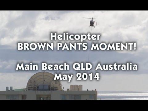 MD 902 incident Queensland, OZ  2014
