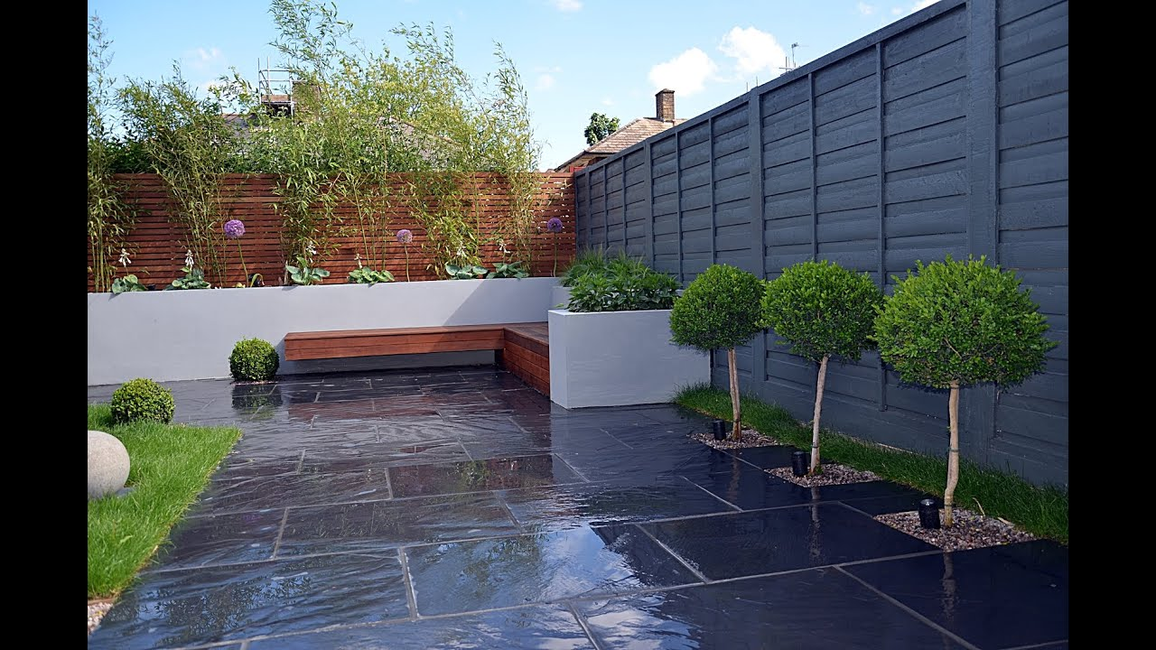 Gardening Tips : Low Maintenance Garden Ideas - YouTube on Low Maintenance Backyard  id=46751