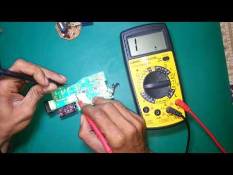 digital multimeter se coil ko kaise check kare.....